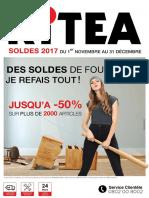 Brochure Sold 2017