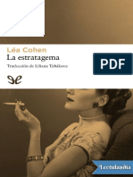 La Estratagema - Lea Cohen