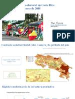 Coyuntura político electoral en Costa Rica de cara a las elecciones de 2018