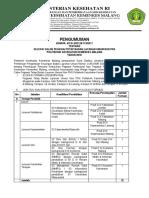Pengumuman Seleksi Pegawai Tetap Badan Layanan Umum Non Pns (1) (1)