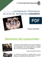 Aspectos Sustanciales y Procesales LDC 2016
