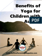 Top Benefits of Yoga for Autism