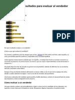 COMERCIAL - 12 Criterios de Resultados Para Evaluar Al Vendedor - 23.03.2017