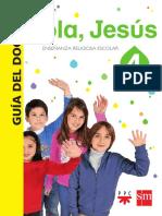 HOLA JESÚS - 4º - Profesor