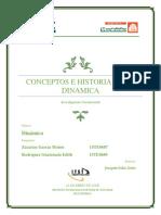 Conceptos e Historia de La Dinamica Guatemala