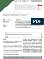 Kaunaczapliska2014_Chromatographic Techniques Coupled With Mass Spectrometry OrganicAcids