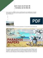 El Arco Minero Nace en El Sur de Venezuela y Termina en La Isla de Barbados