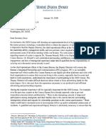 01302018 Booker-Schatz Letter to Secretary Ross