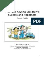 Five Keys Parent Guide 2014