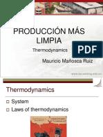 Termodinámica (Enero 19)