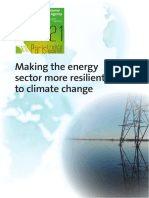 COP21 Resilience Brochure
