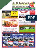 Steals & Deals Southeastern Edition 2-1-18