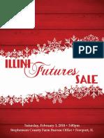 Illini Futures Sale
