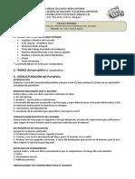 Requisitos Para El Portafolio Alumno