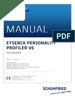 Manual EPP6