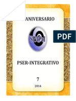 Revista Seapsi Digital x Aniversario Pser-Integrativo 7