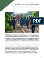 Presencia.unah.Edu.hn-se Disparan Las Cifras de Hondureños en El Exterior