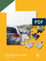 GCC Automobile Industry Report December 2016