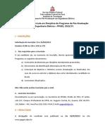 321 Orientações Matricula Em Disciplina 2015 1