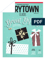 Richmond magazine's Carytown Guide Winter 2017