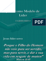 Jesus Como Modelo Lider O JESUE