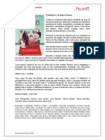 Folha de Sala - 8 Mulheres