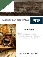 Historia y Sus Etapas 11