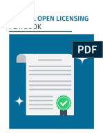 Open Licensing Playbook Final