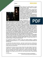 Folha de Sala - BOLERO