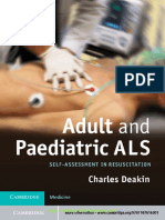 Adult and Paediatric ALS Self-Assessment in Resuscitation (2012)