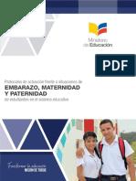 2017 Ecuador Eftp Protocolos Embarazo Maternidad Paternidad.pdf