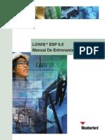 LOWIS ESP Training Manual Spanish_20090113