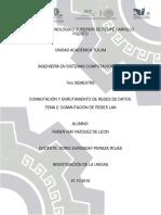 Investigación de La Unidad 2-Conmutación y Enrutamiento de Redes de Datos
