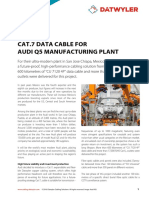 Case Study Audi Mexico