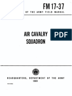 FM17-37 Air Cavalry Squadron 1969