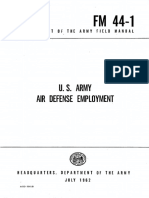 FM44-1 US Army Air Defense Employment 1962