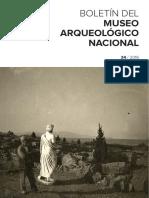 Boletín Del Museo Arqueológico Nacional Nº 342016