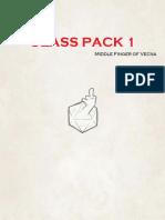 DnD Class Pack 1