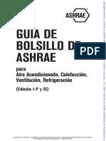 GUIA DE BOLSILLO ASHRAE