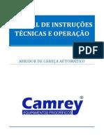 Camrey - Manual Técnico Abridor de Cabeça
