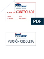 Modelos de Sellos para copia controlada