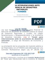 Presentacion Fondes Huacho 23-08-2017