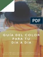 Guía Color Para Tu Día Día Mercatrend