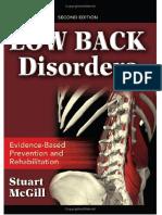Low Back Disorders 2ed - Stuart McGill.pdf
