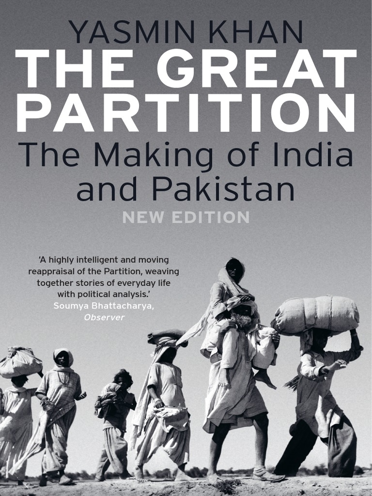 Yasmin Khan-The Great Partition_ the Making of India and