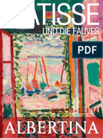Bildpatronanzen Matisse
