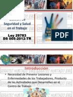 Gestion de Seguridad y Salud en El Trabajo - Vavald - Julio 2016