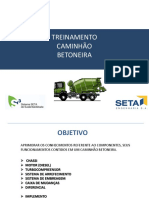 TREINAMENTO CAMINHÃO BETONEIRA