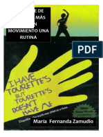 Síndrome de Tourette, Más Que Un Movimiento Una Rutina - María Fernanda Zamudio Cárdenas