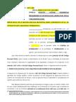 Escrito Sra.yovera Inspección Fiscal y Reconstrucción